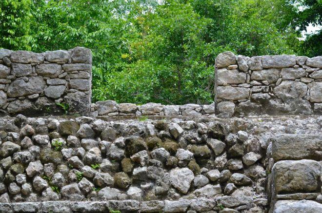 Mayan Goal Posts