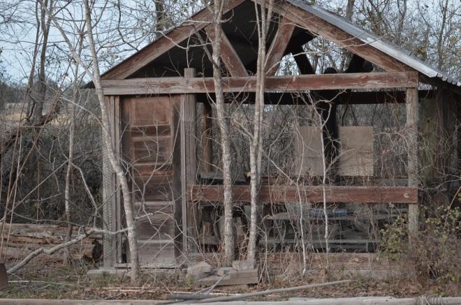 bait camp at Rita Ridge