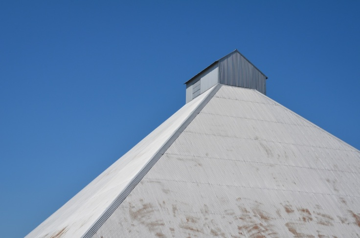Brenham Pyramid back side 1