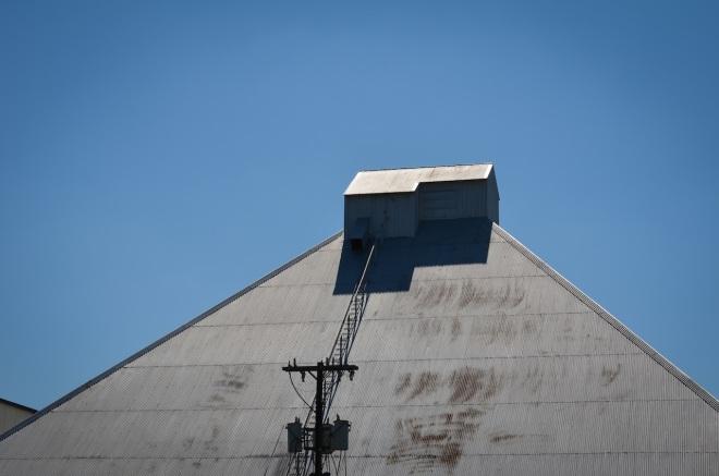 Brenham Pyramid front side