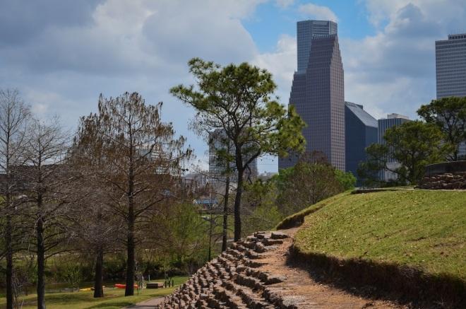 Buffalo Bayou Downtown Houston
