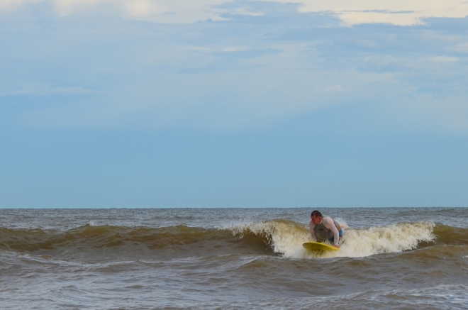 JBM catching a wave