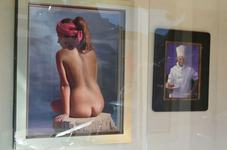 Nude - Gallery in Carmel