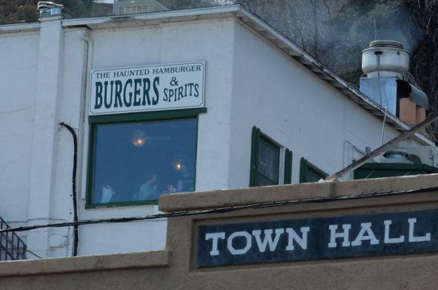haunted hamburger