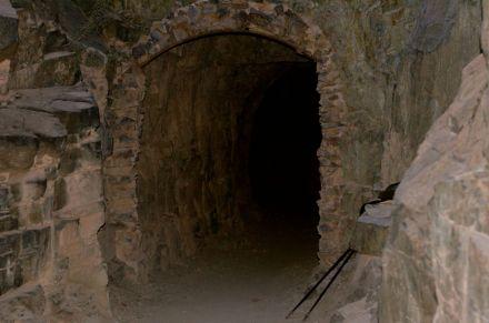 tunnel to bridge across the Colorado