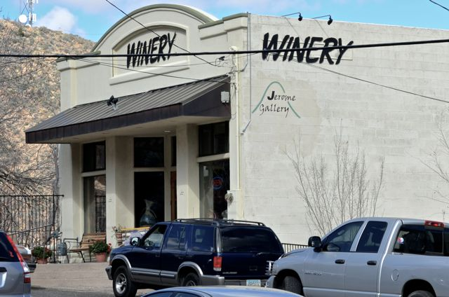 Winery gallery