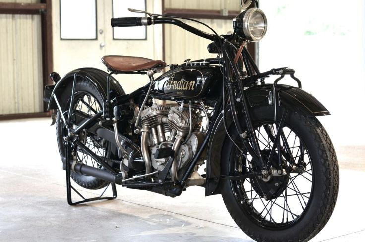 Indian Scout - the Holy Grail