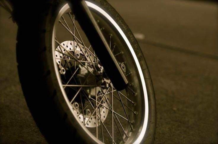 steel wheel