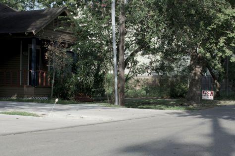 old house new neighborhood