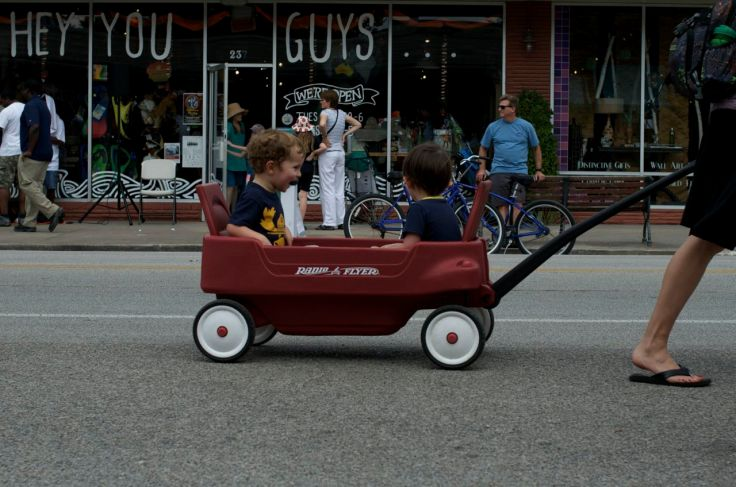 hey you radio flyer guys