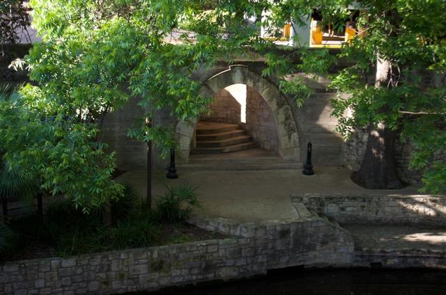 Riverwalk Stairway