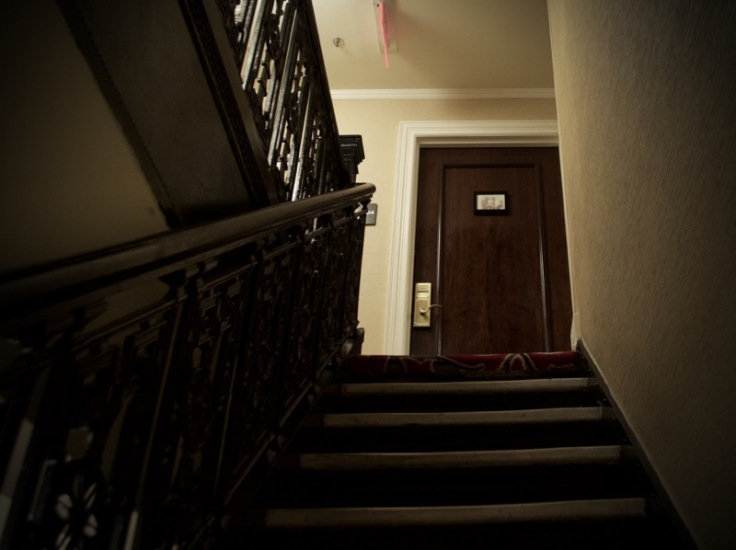 Rm 604 - Top of the Stairs