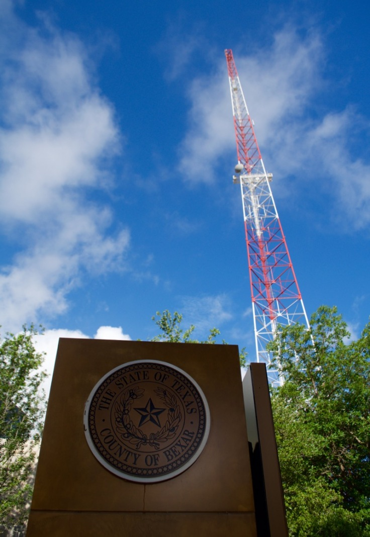 County Seal and ATT Tower