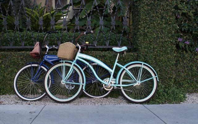 Havana Hotel Bicycles
