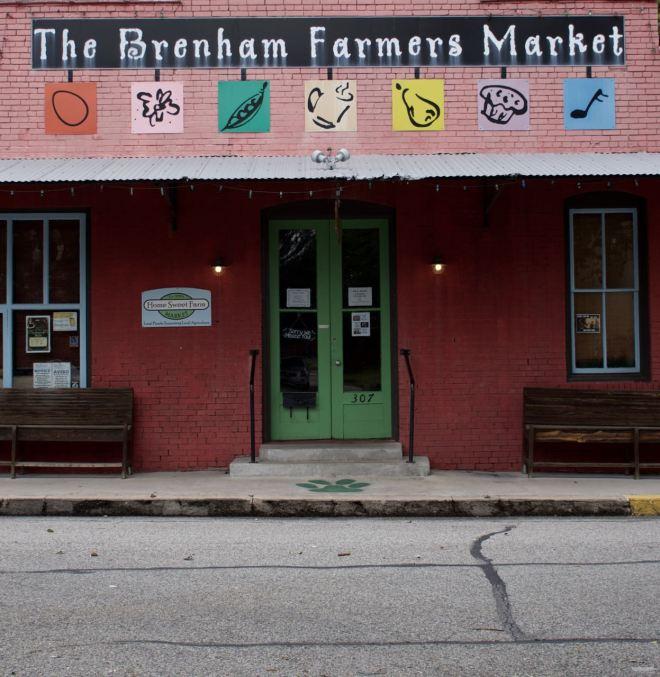 The Brenham Framers Market