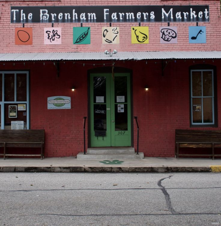 The Brenham Framers Market