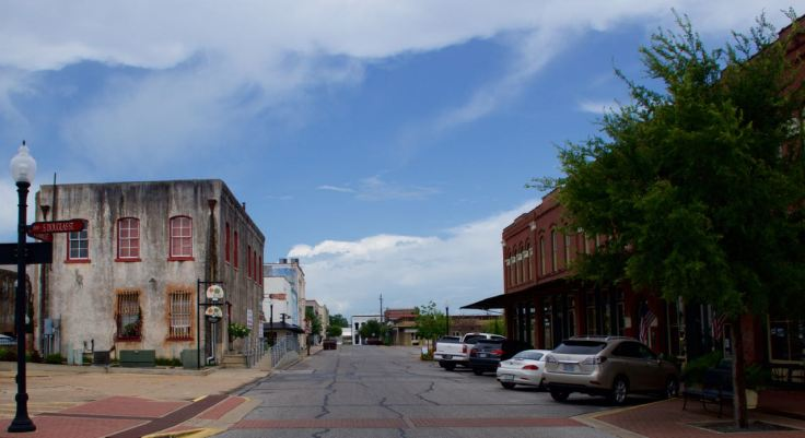 West Commerce Street