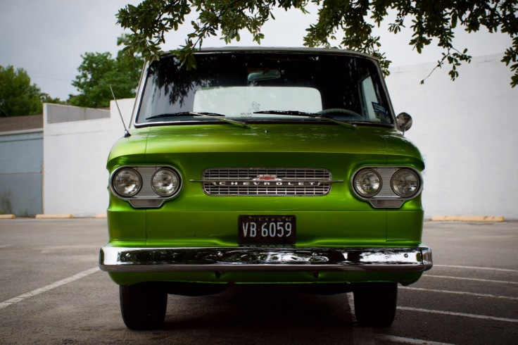 Corvair Truck Front