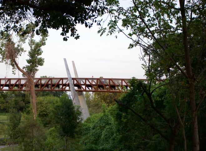 South Bridge Near Dunlavy Center