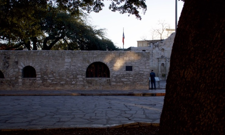 The Alamo Barracks