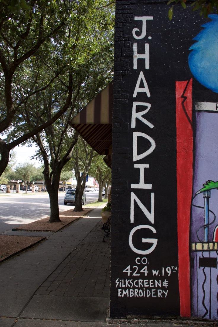 J. Harding Co.