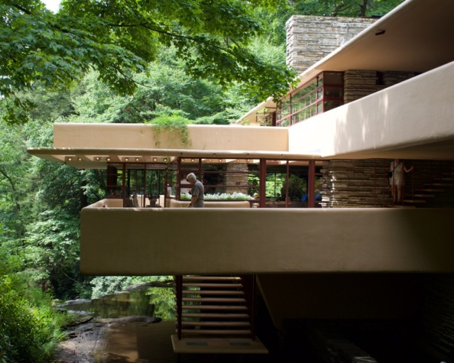Fallingwater - Front