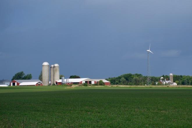 Farm on Jennings Road - Western New York