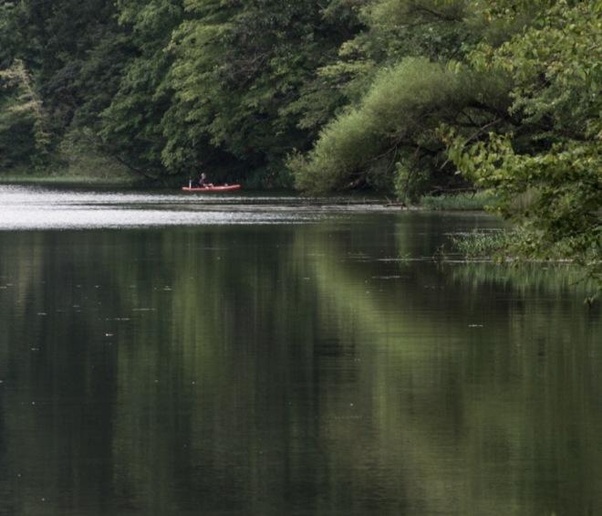 Fishin' on Greenbo Lake – Version 2