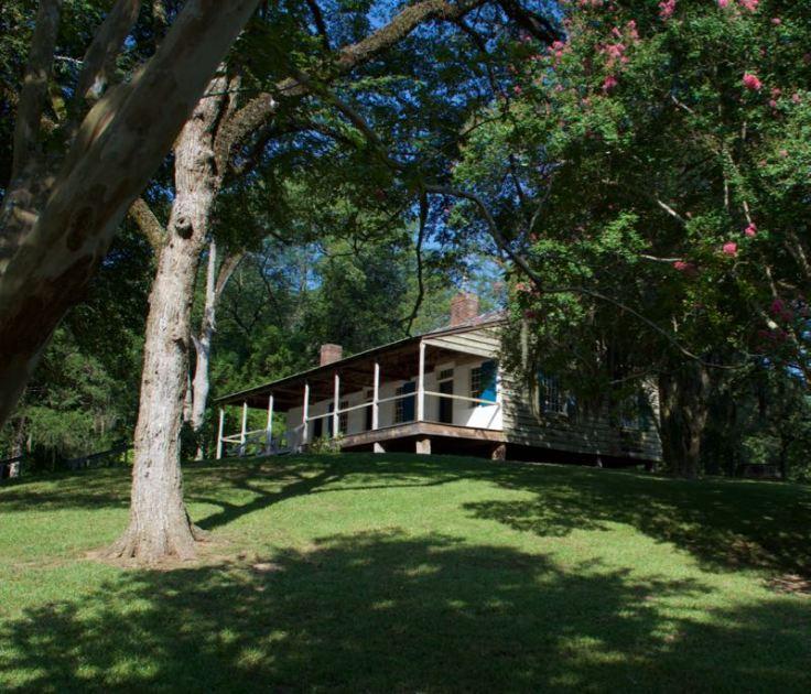 Historic Home Natchez Trace