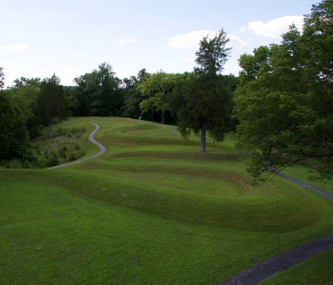 Serpent Mound Memorial